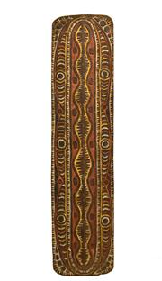 Sale 8321 - Lot 551 - Fighting Shield (Wahgi Valley, PNG)