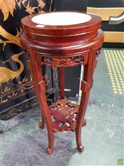 Sale 8566 - Lot 1138 - Chinese Jardiniere Stand (81)