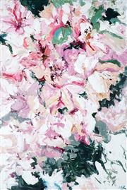 Sale 9034A - Lot 5068 - Cheryl Cusick - Pretty in pink 152 x 102 cm (stretched and ready to hang)
