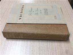 Sale 9152 - Lot 2454 - 2 Volumes: Hume-Cook, J. Victoria a Pageant of the Year 1834-1934 493/1000; Lawrence, T.E. Revolt in the Desert, pub. J. Cape, 1927