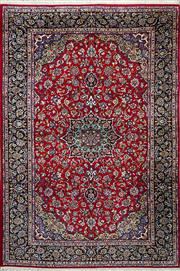 Sale 8345C - Lot 10 - Persian Kashan 250cm x 370cm