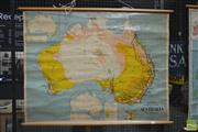 Sale 8260 - Lot 1024 - Vintage Chas. H. Scally & Co. School Map of Australia