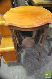 Sale 8323 - Lot 1040 - Arts and Crafts Occasional Table