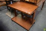 Sale 8550 - Lot 1078 - Trioh Danish Tea Trolley