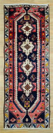 Sale 8589C - Lot 9 - Persian Hamadan, 260x110