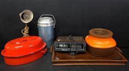 Sale 9254 - Lot 2224 - Sundries incl. Clock, Thermos, etc