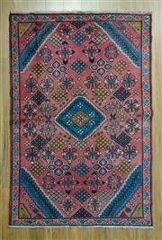 Sale 8585C - Lot 76 - Persian Vintage Hamadan 200cm x 130cm