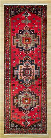 Sale 8589C - Lot 10 - Persian Hamadan, 315x110