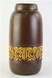 Sale 8818 - Lot 89 - Large Israeli Studio Pottery Vase