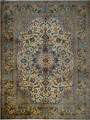 Sale 8360C - Lot 4 - Persian Kashan 390cm x 300cm