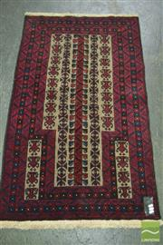 Sale 8392 - Lot 1088 - Persian Balouch (140 x 90cm)