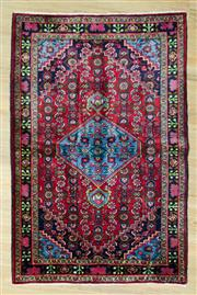 Sale 8589C - Lot 11 - Persian Tabriz, 210x135