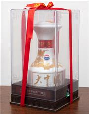 Sale 9070H - Lot 130 - A bottle of boxed whiskey from the Chinese Guizhou Moutai Distillery group