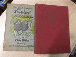 Sale 9152 - Lot 2457 - 2 Volumes: Gibbs, M. The Complete Adventures of Snugglepot Cuddlepie, pub. A&R; Wall, D. The Complete Adventures of Blinky Bill,...