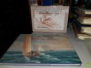 Sale 8563T - Lot 2469 - 2 Volumes: Brian Marshall Paddle Boats of the Murray-Darling River System Mercury 1988 & Thompson & Rayner The Paintings of the A...