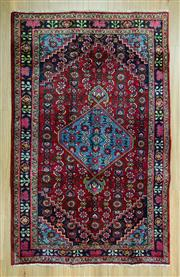 Sale 8585C - Lot 78 - Persian Shiraz 205cm x 130cm
