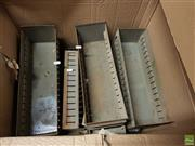 Sale 8619 - Lot 2096 - Collection of Industrial Drawers