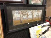 Sale 8779 - Lot 2081 - Artist Unknown - Rural Scene
