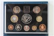 Sale 8902 - Lot 82 - British Proof Coin set of 1998