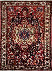 Sale 8345C - Lot 15 - Persian Bakhtiari 305cm x 207cm
