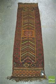Sale 8392 - Lot 1027 - Persian Sumac (190 x 60cm)