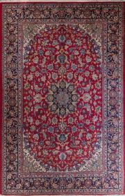 Sale 8447C - Lot 47 - Persian Kashan 250cm x 390cm