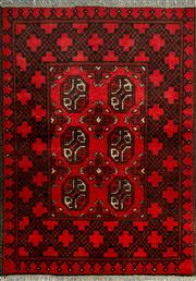 Sale 8335C - Lot 81 - Afghan Turkman 130cm x 80cm