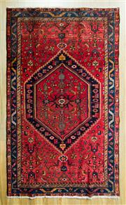 Sale 8589C - Lot 14 - Persian Shiraz Vintage, 210x125