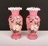 Sale 3650 - Lot 30B - A PAIR OF LATE NINETEENTH CENTURY FRENCH VASES