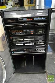 Sale 8495 - Lot 2093 - Melectronic Home Stereo Unit