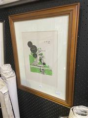 Sale 8874 - Lot 2011 - Graham Sutherland - Certified Lithograph