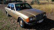 Sale 8332B - Lot 3 - Mercedes Benz 230E sedan.