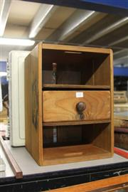 Sale 8346 - Lot 2307 - Timber Crate & First Aid Box