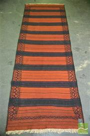 Sale 8392 - Lot 1049 - Persian Kilim Runner (270 x 90cm)