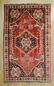 Sale 8585C - Lot 81 - Persian Shiraz 243cm x 150cm