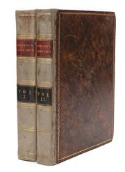 Sale 8864 - Lot 24 - WHISTON, William (1667 - 1752) - The Genuine works of Flavius Josephus, the Jewish Historian VOLS I and II London, J & J Cunde Albio...