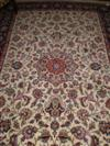 Sale 7549A - Lot 23 - Persian rug - approx 2 x 3m